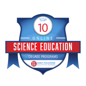 Online science education logo
