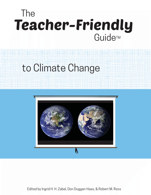 Cover of The Teacher-Friendly Guide to Climate Change